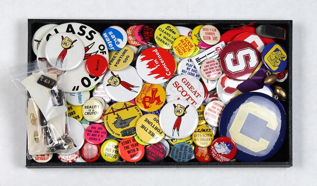 Collection of pins