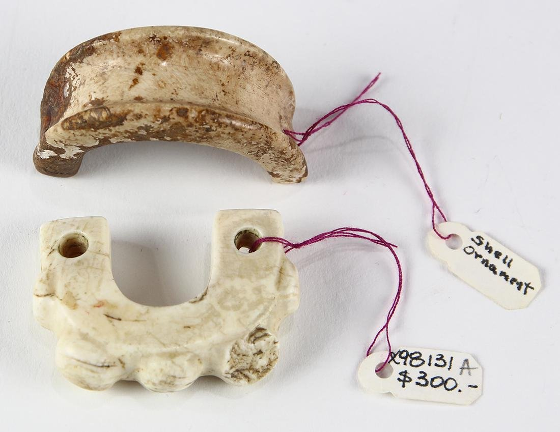 (lot of 2) Pre-Columbian