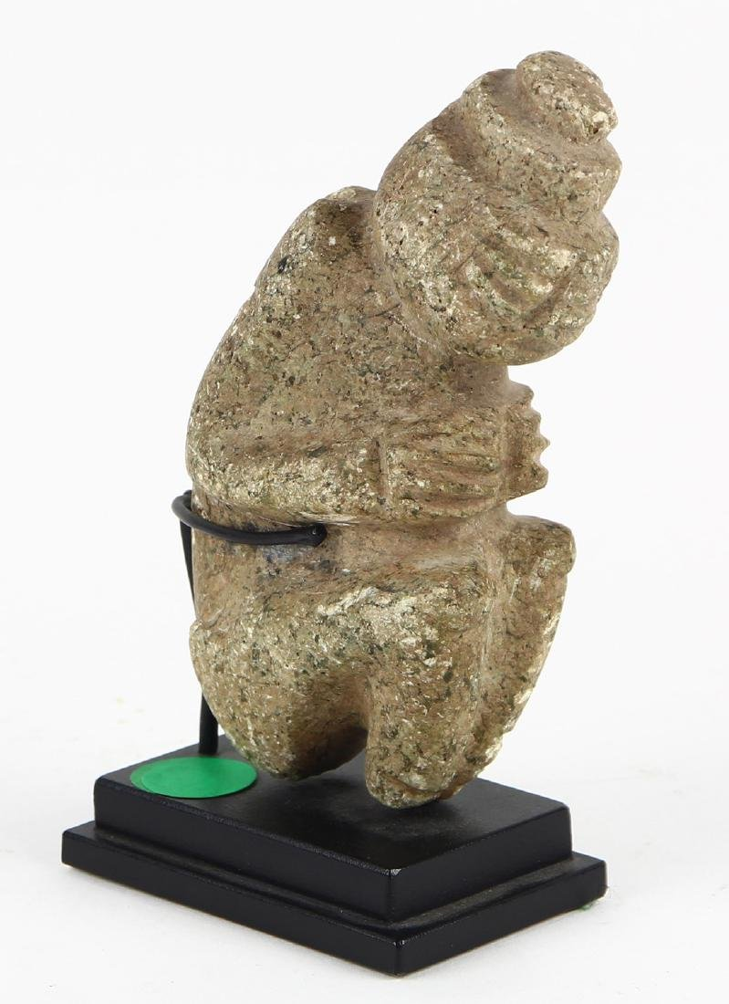 Pre-Columbian, possibly from Guerrero culture figure,