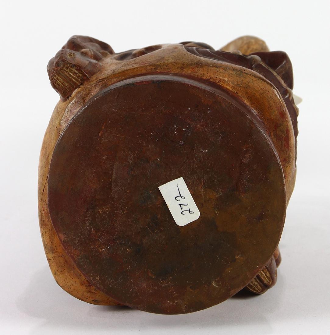 Pre-Columbian Moche stirrup vessel - 4