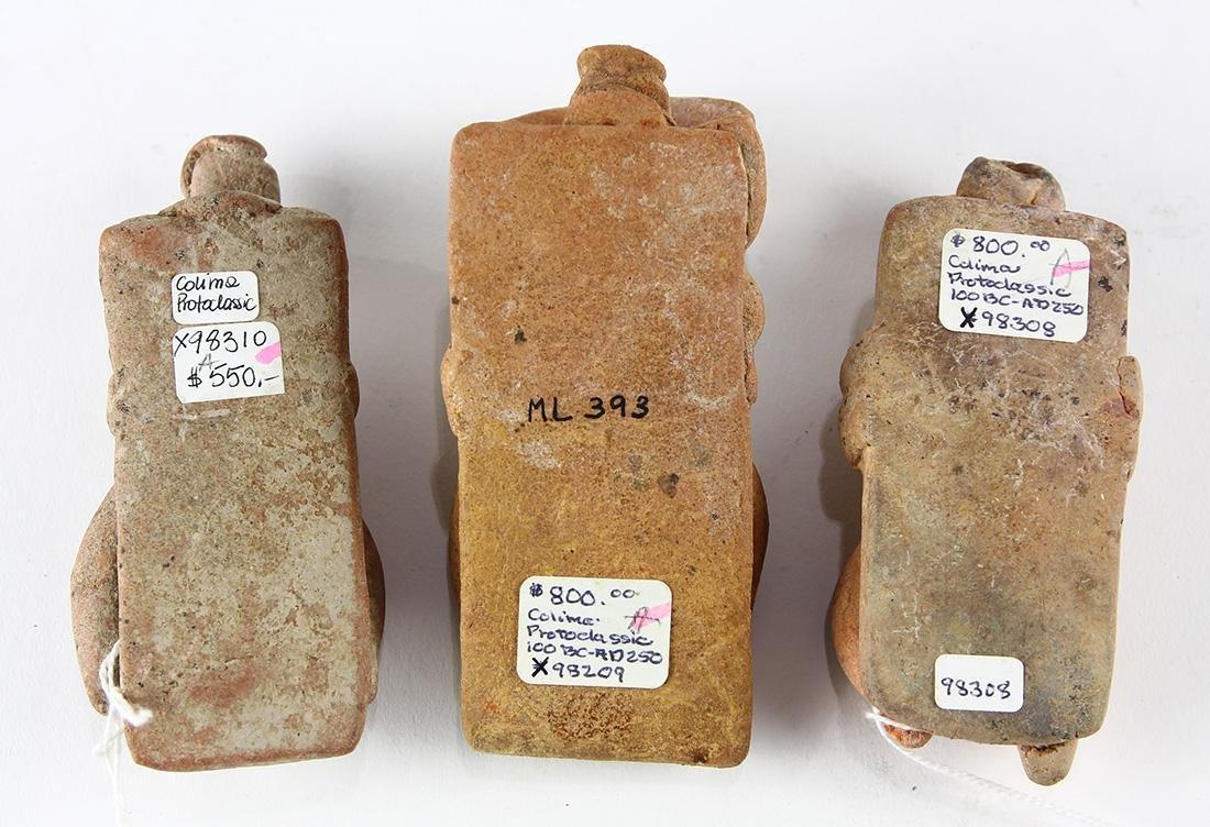 (lot of 3) Pre-Columbian - 2