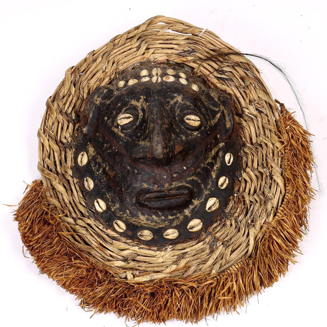 Papua New Guinea decorative mask