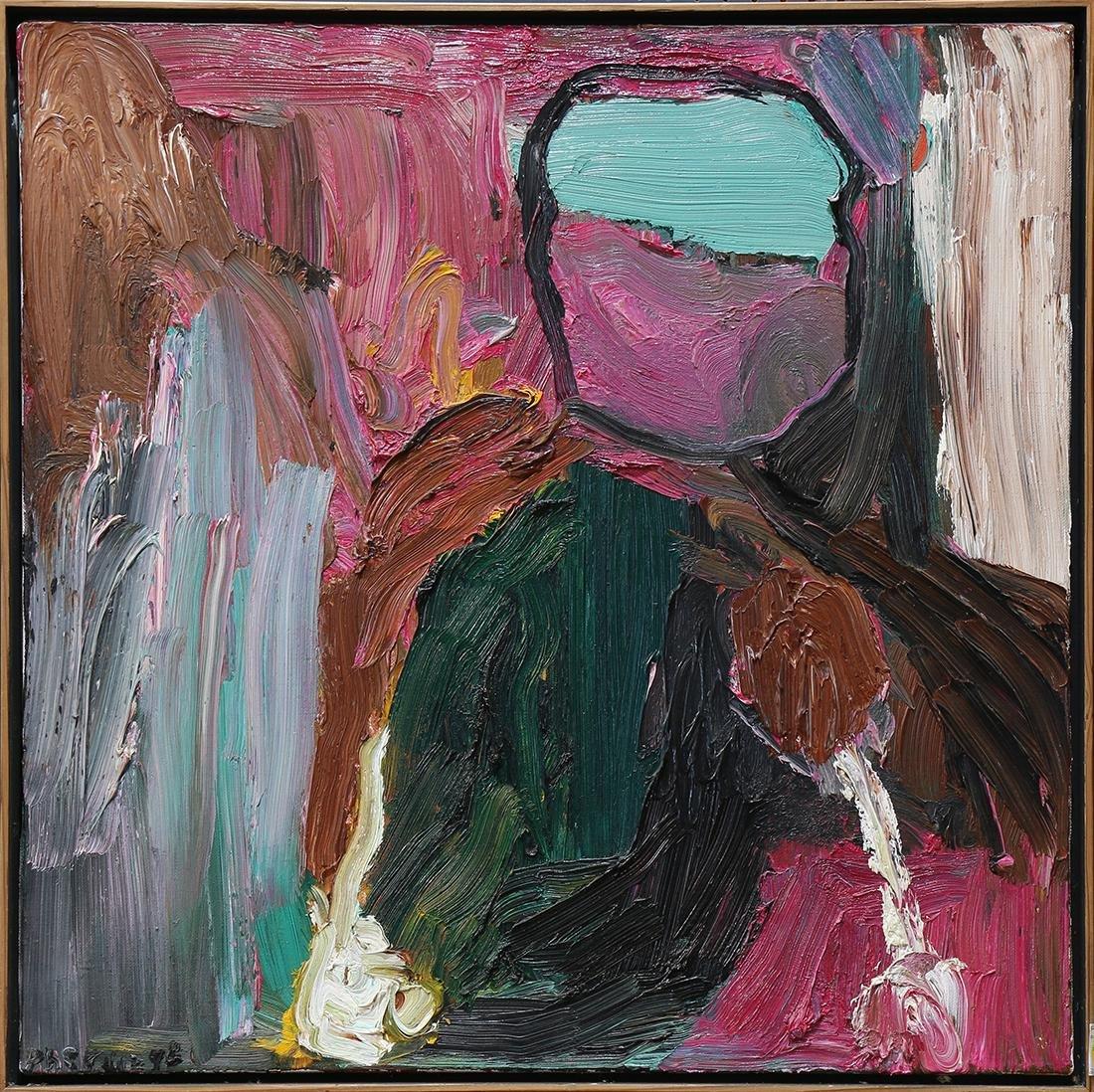 Painting, Phe Ruiz