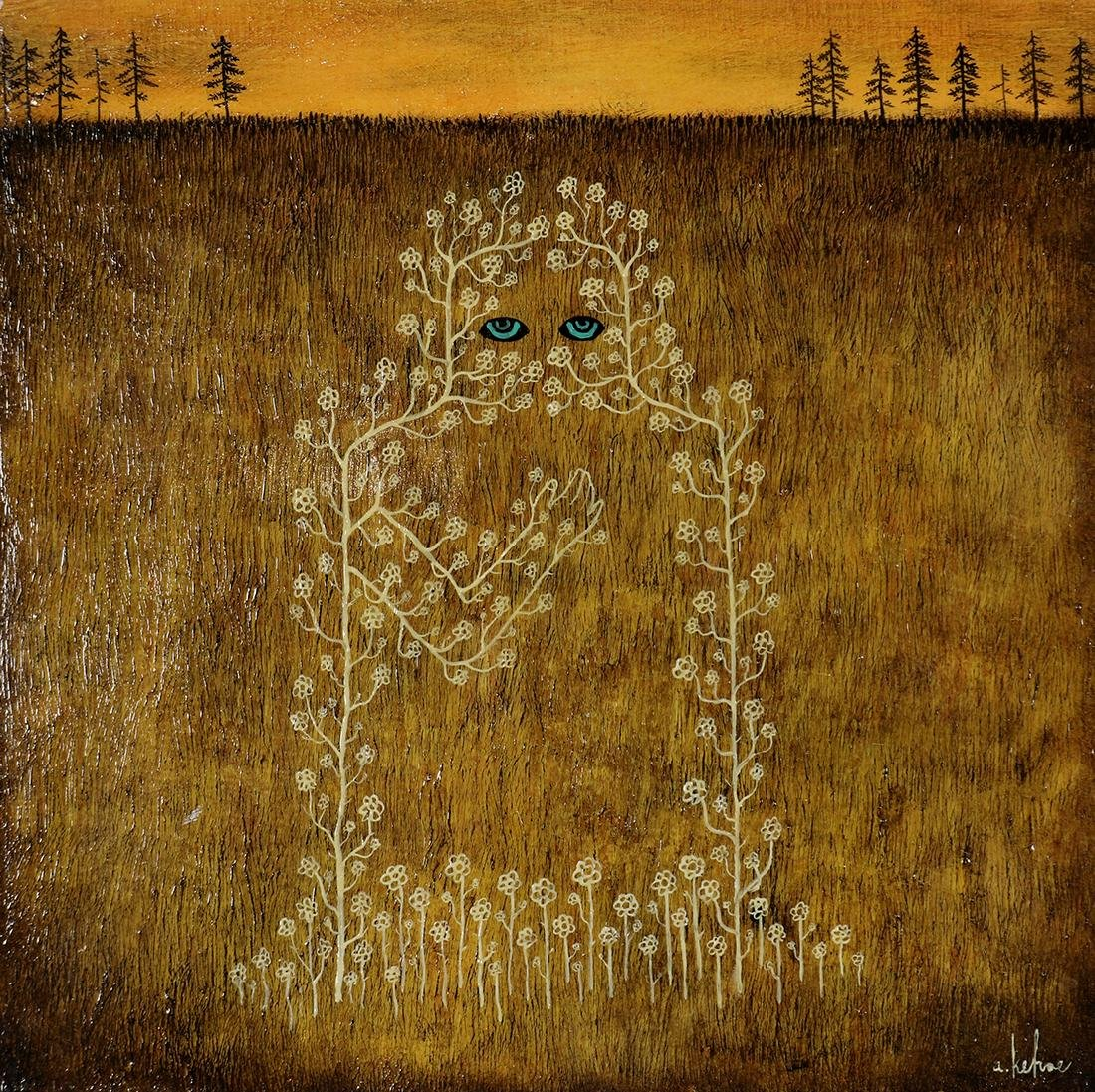 Painting, Andy Kehoe