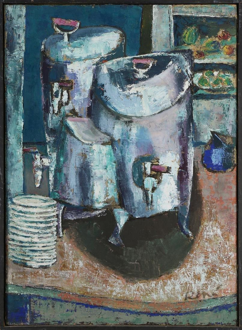Painting, Rene Pinchuk
