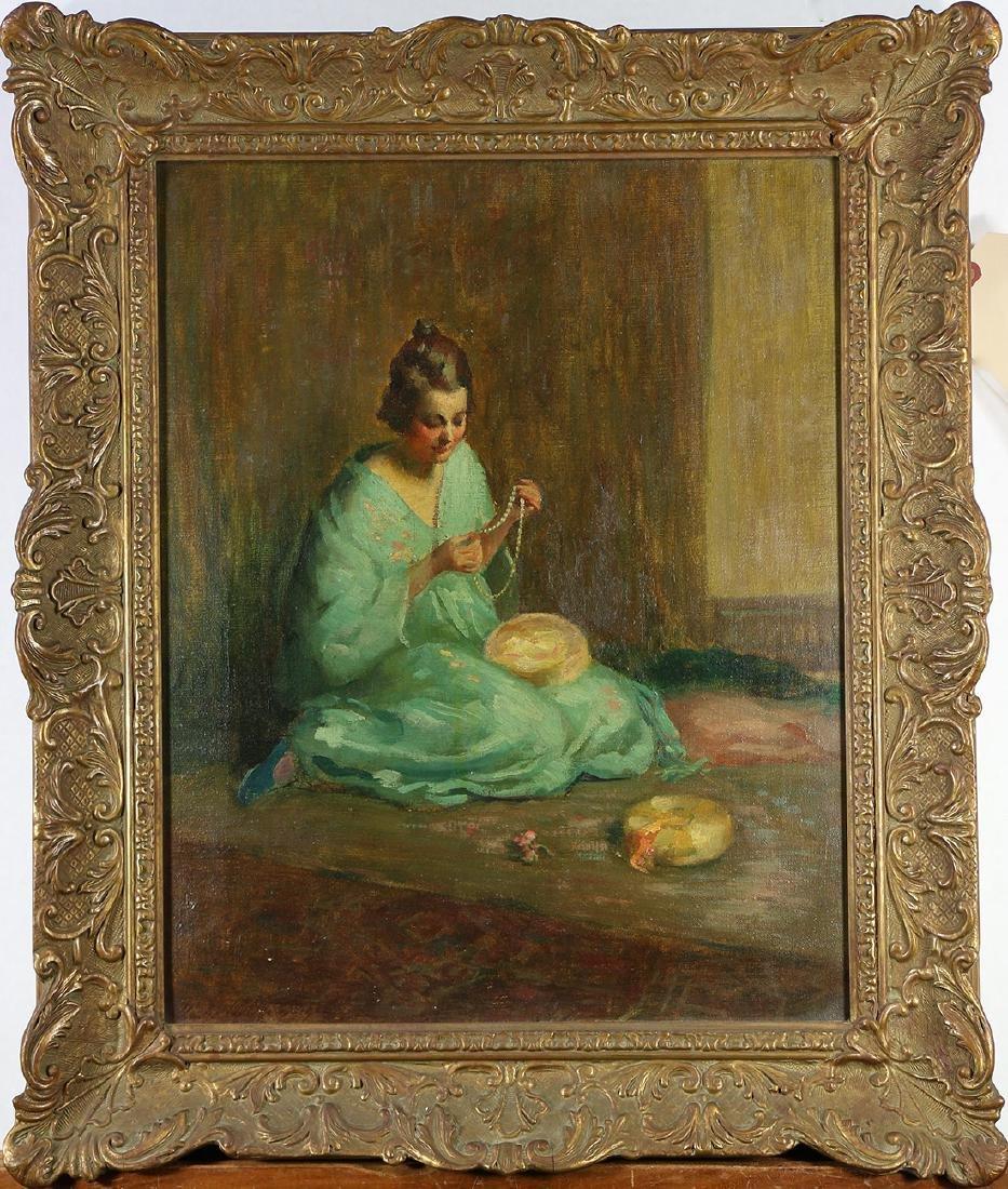 Painting, Charles Waltensperger