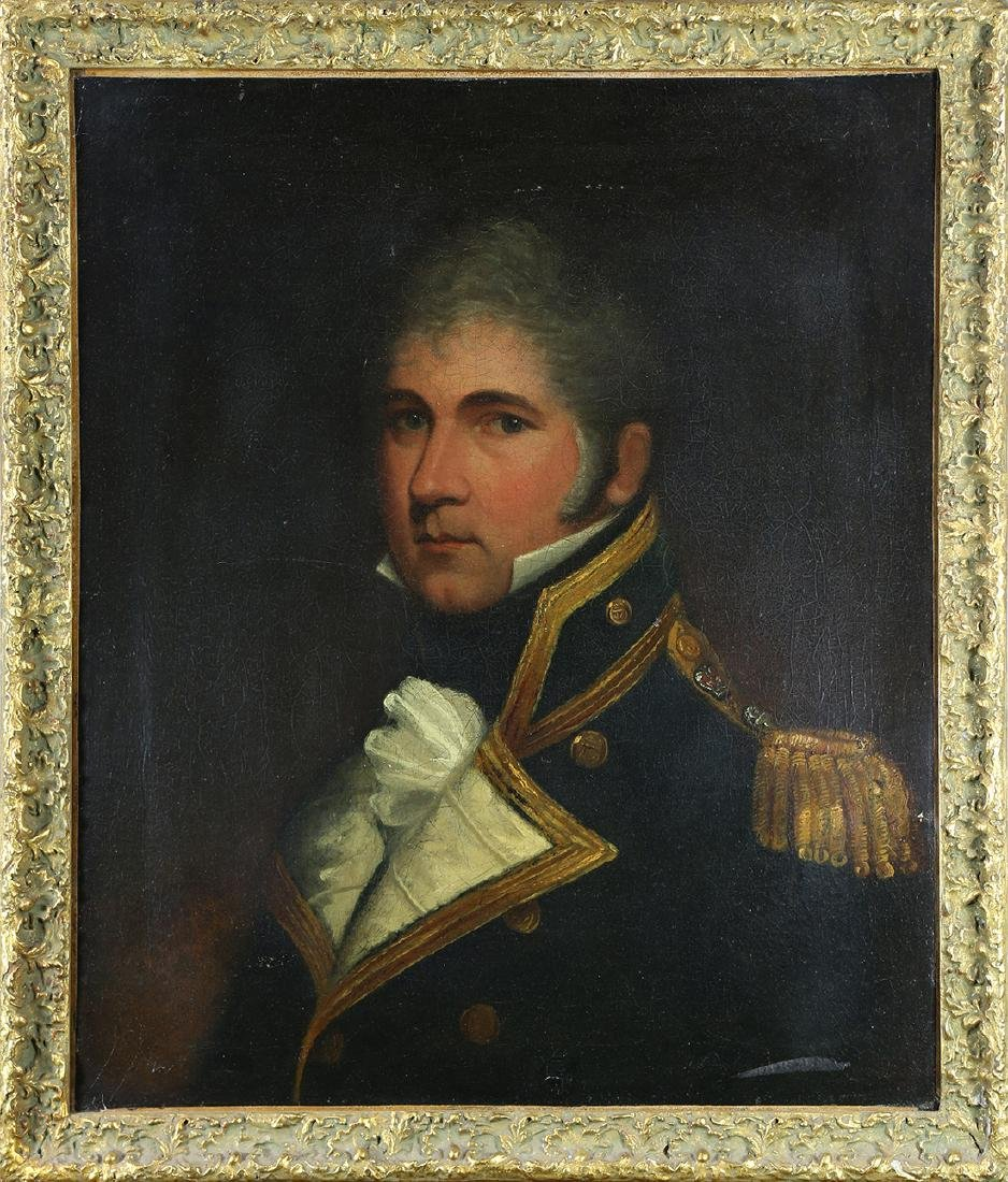 Painting, Portrait of an Officer