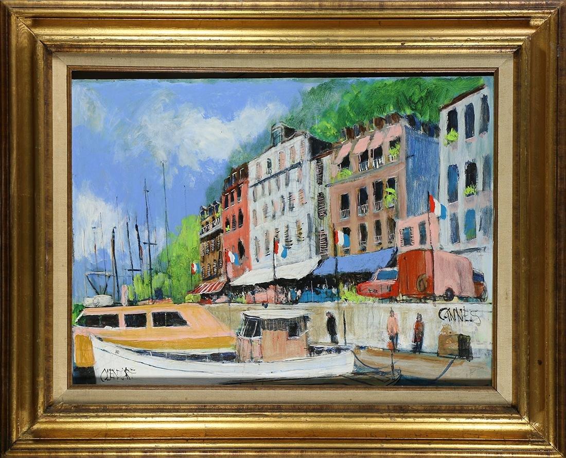 Painting, Bel Olendorf