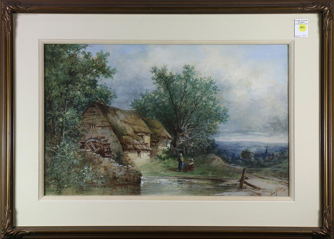 Watercolor, James Northcote