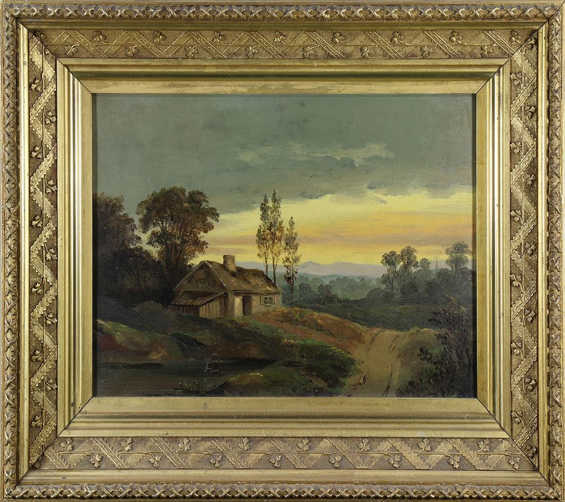 Painting, European School (19th century)