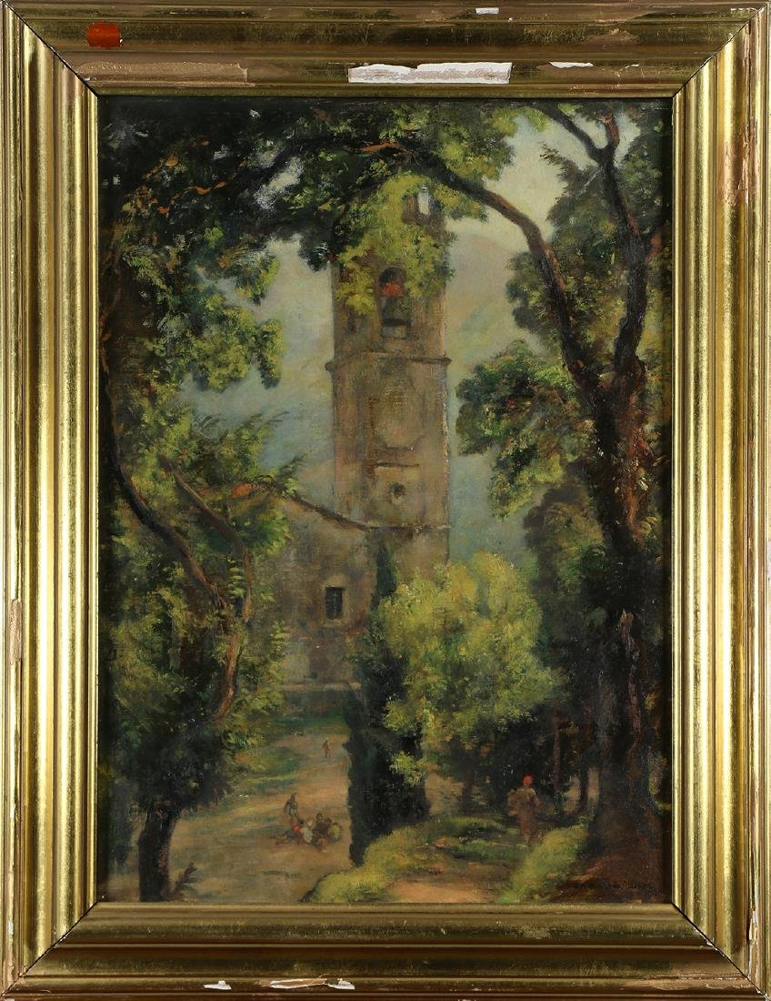 Painting, David Abraham Bueno de Mesquita