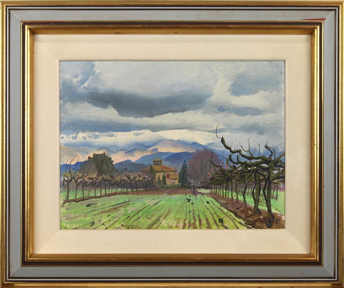 Painting, George Franklin Arbuckle