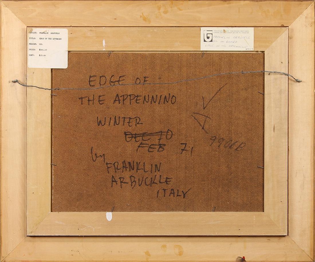 Painting, George Franklin Arbuckle - 2
