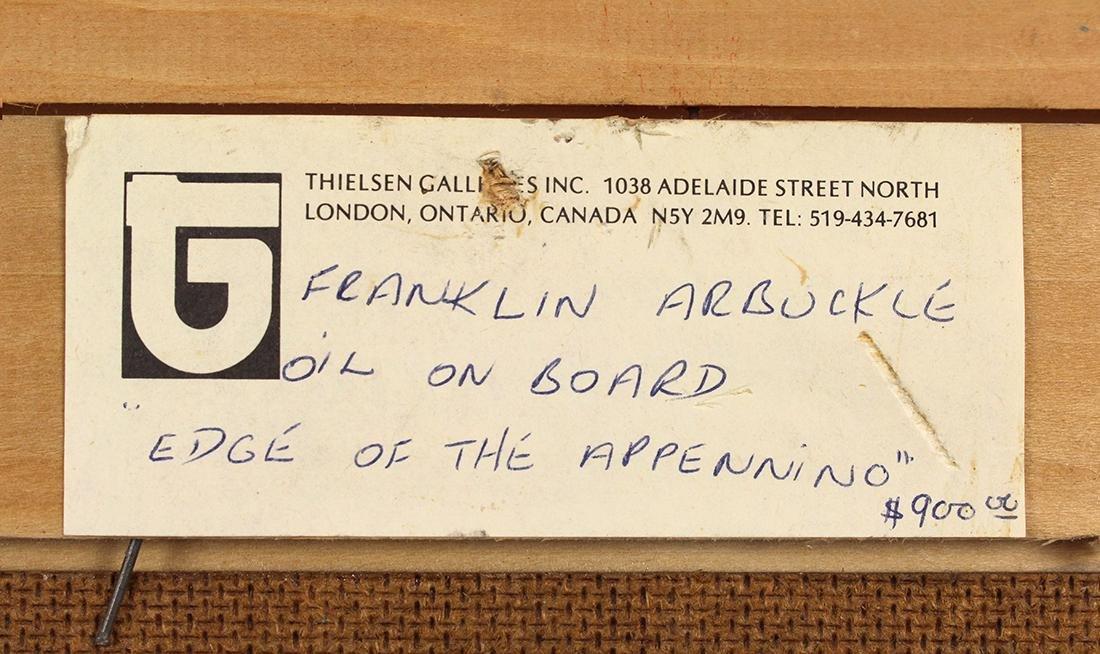 Painting, George Franklin Arbuckle - 3