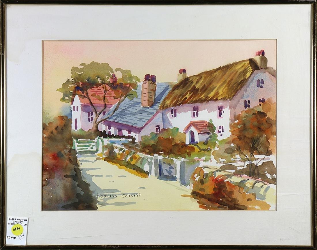 Watercolor, Hopkins Colmant