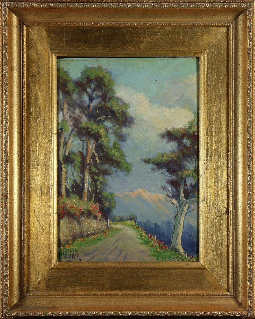 Painting, Lloyd Whiffin