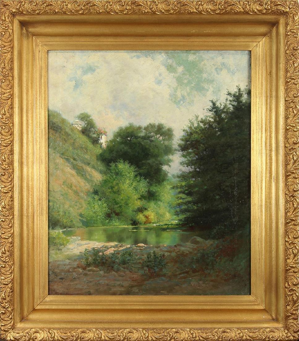 Painting, William Lees Judson