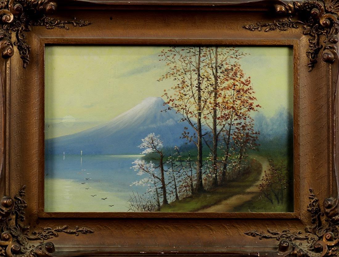 Painting, Eduardo Scovell