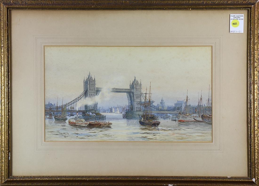 Watercolor, Sir Hubert Medlycott