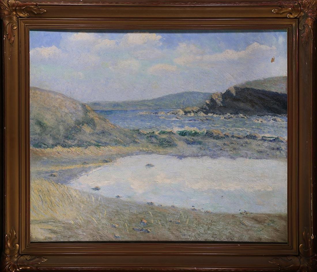 Painting, Elmer M. Thurston