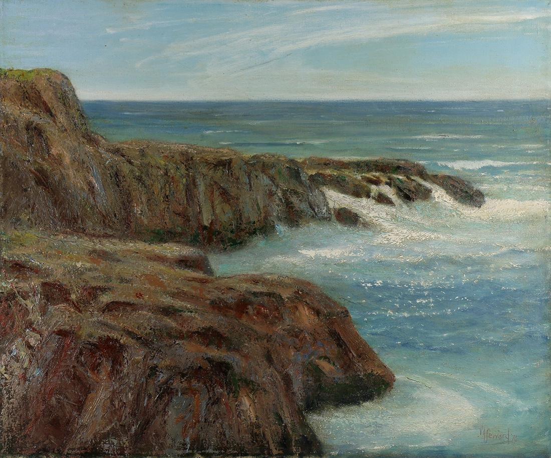 Painting, Vivyan Seward