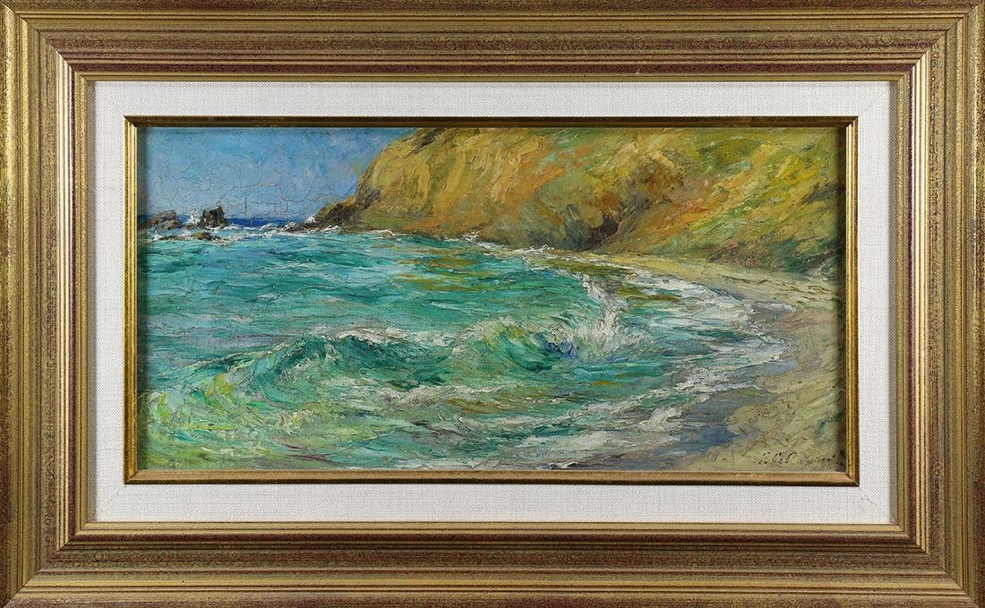 Paiting, Manner of E. Charleton Fortune
