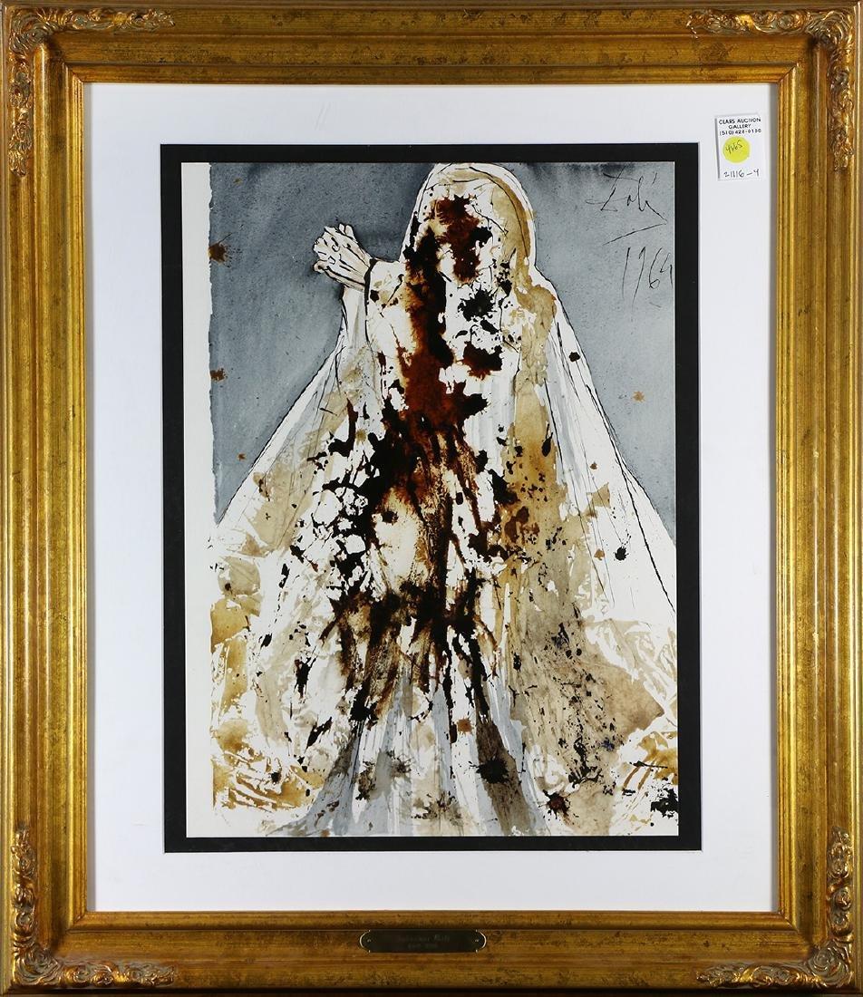 Prints, Salvador Dali