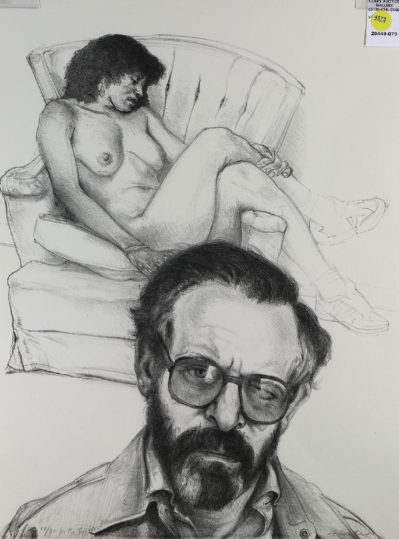 Print, Sigmund Abeles