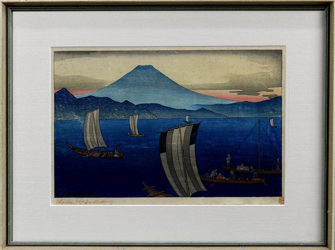 Print, Charles William Bartlett