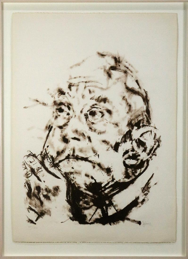 Print, Jack Levine