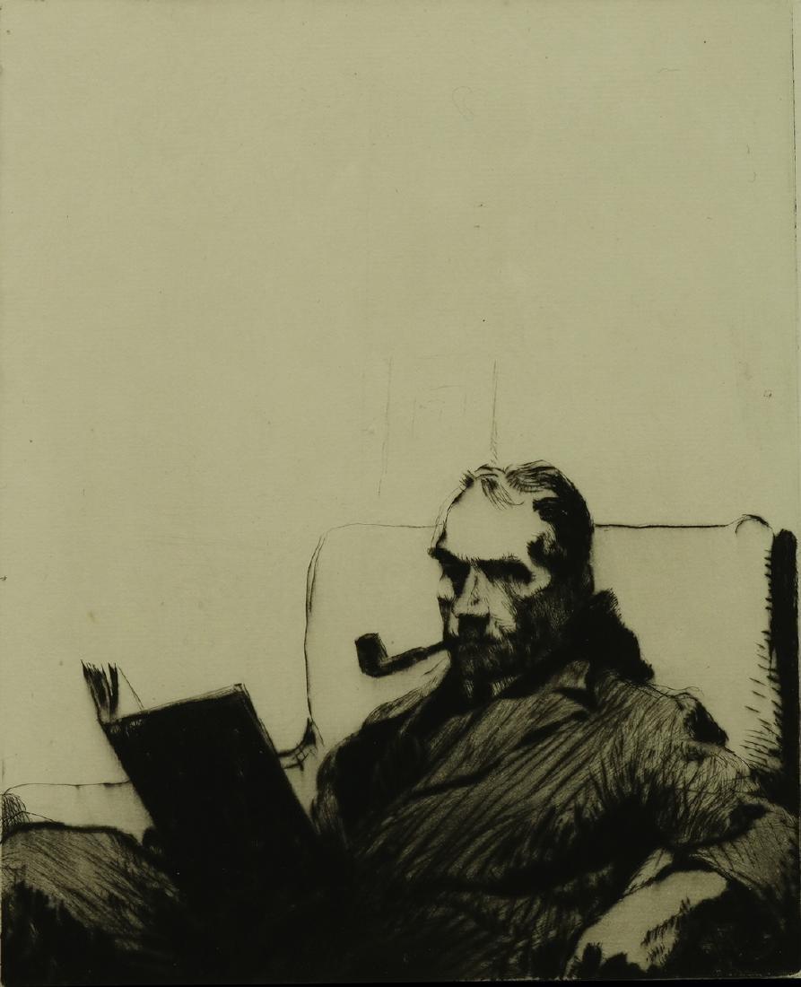 Print, Leonard Baskin - 2