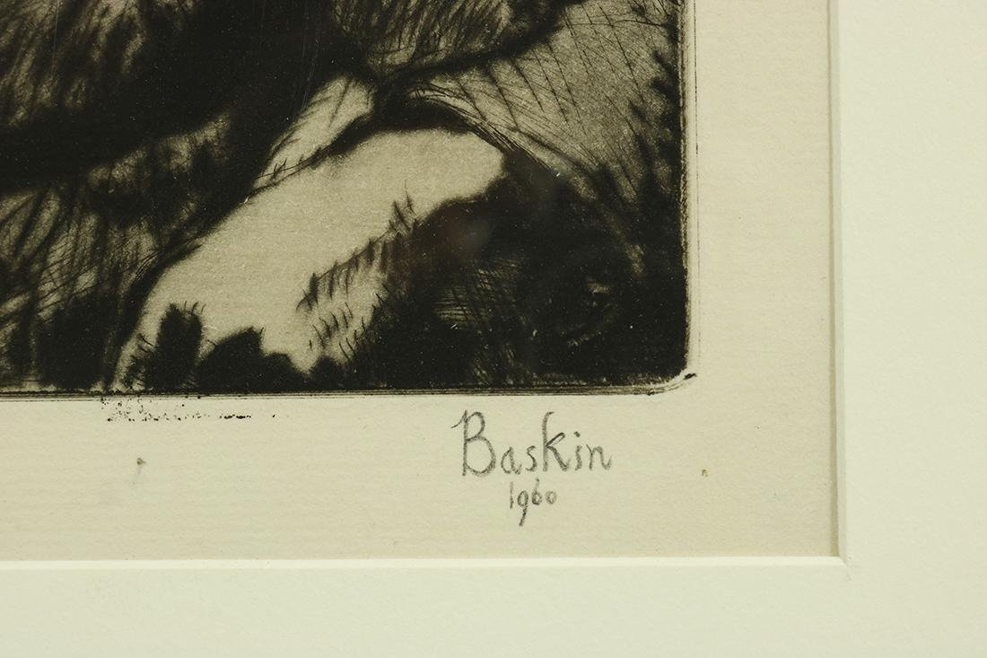 Print, Leonard Baskin - 3