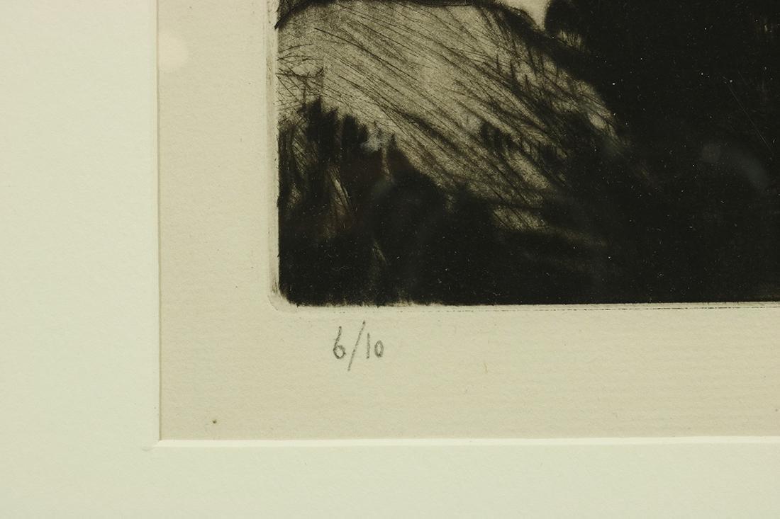 Print, Leonard Baskin - 4