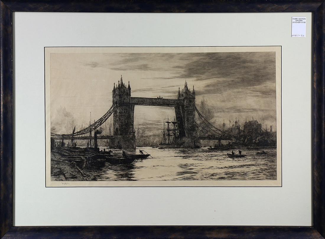 Print, William Lionel Wyllie
