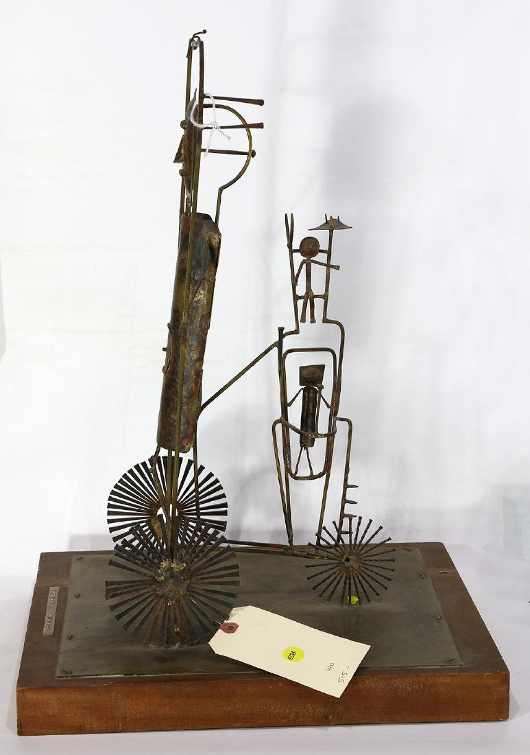 Sculpture, Carter Gibson