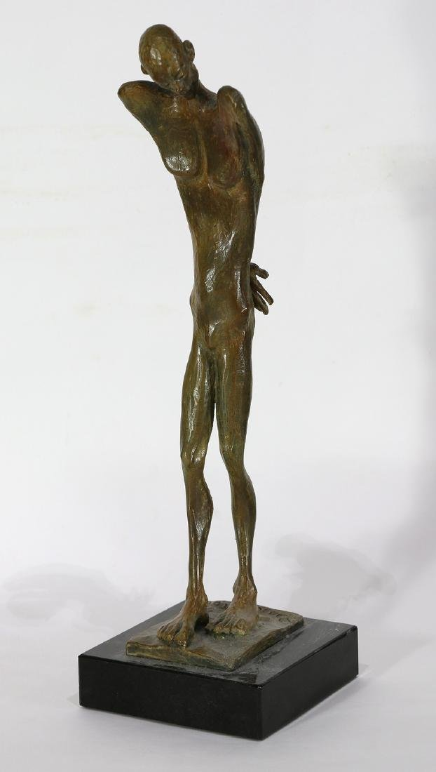 Sculpture, Abstract Nude