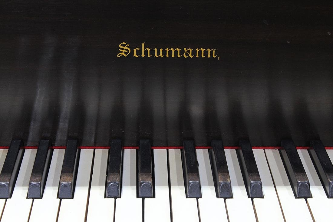 Schumann baby grand piano, serial number 51034, - 4