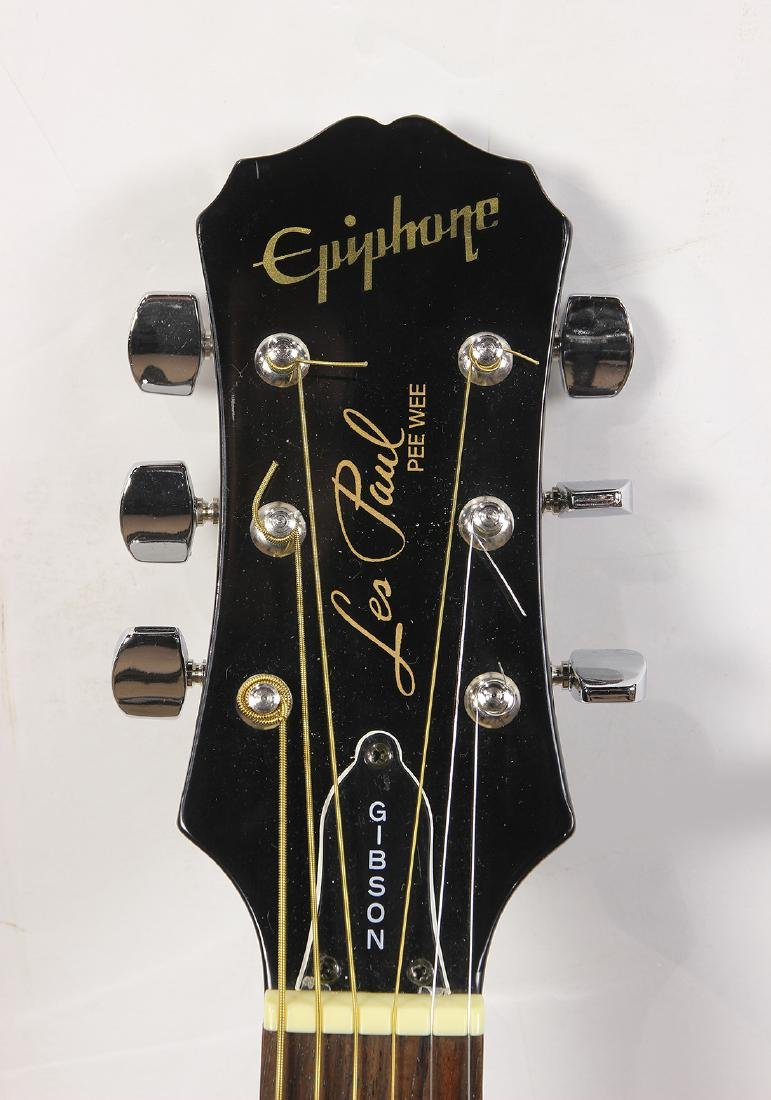 """(lot of 2) Gibson Epiphone """"Les Paul Pee Wee"""" electric - 2"""