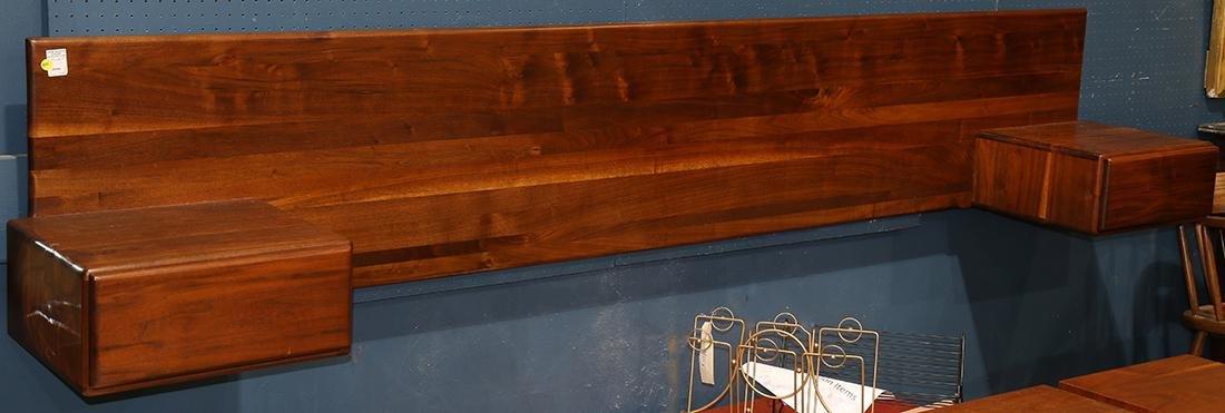 Modern studio furniture headboard, in the manner of - 2