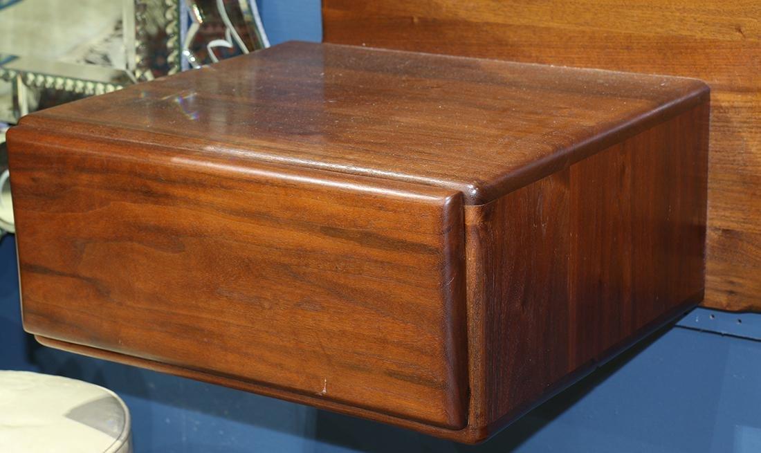 Modern studio furniture headboard, in the manner of - 3
