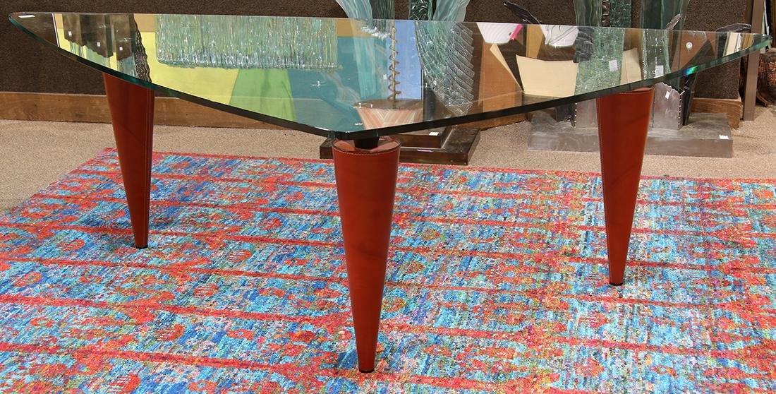 Cassina Scalene center table, designed by Isao Hosoe,
