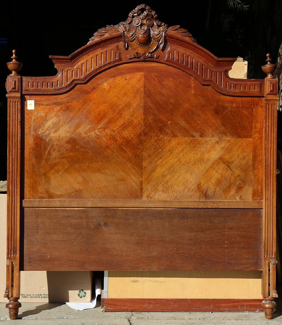 Louis XVI style headboard