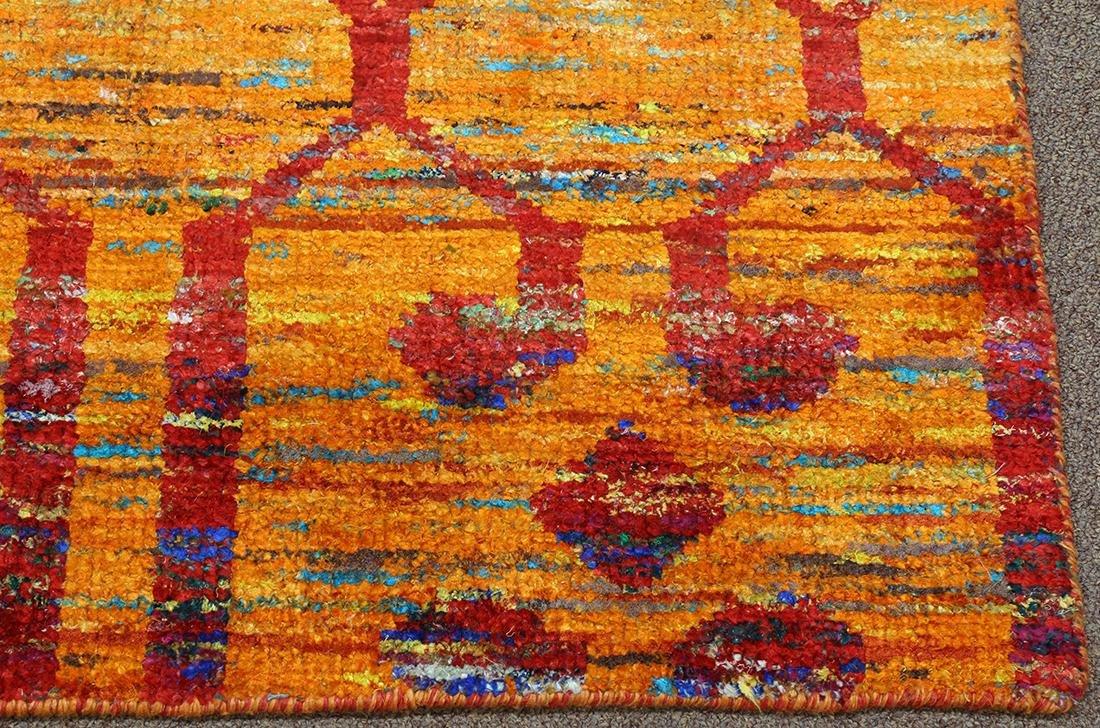 "Sari Silk rug, 7'9"" x 9""7"" - 2"