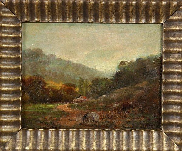 Painting, Hanson Puthuff