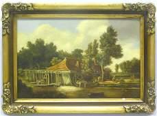 415: painting Dutch Fels