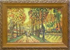 497: Painting Landscape Contemporary