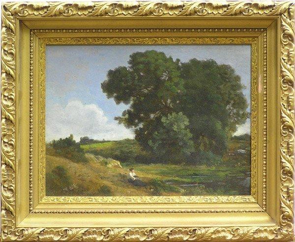 2001: Painting European Landscape