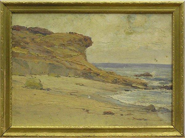 2002: Painting Mary Boardman California