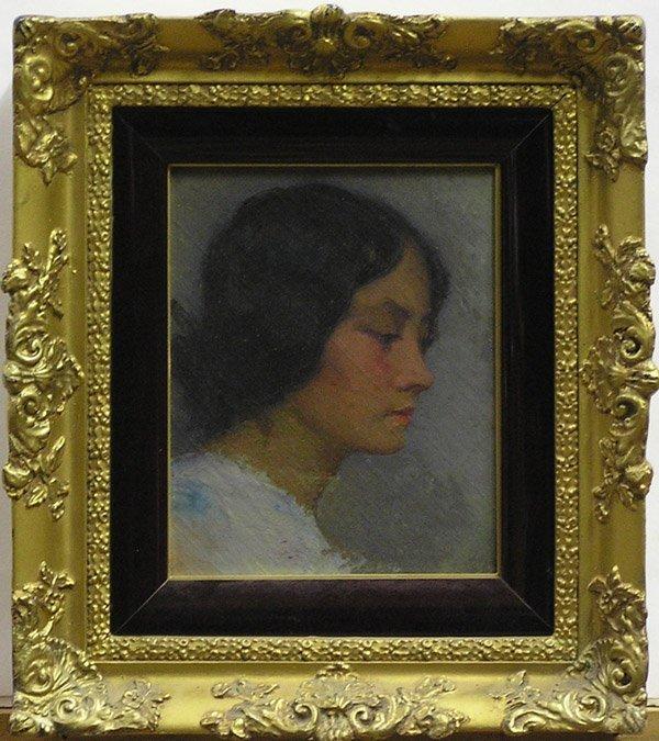 2004: Painting Portrait