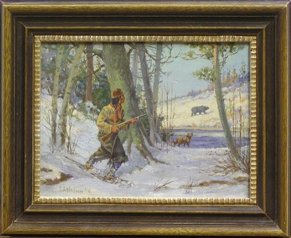2006: Painting Frederick Neubauer American
